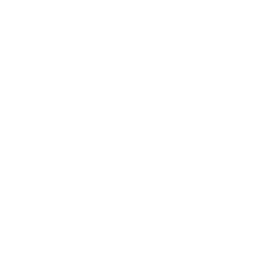 Simple line-art icon illustration of a waving flag